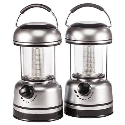 Emergency Lanterns, Set of 2, by LivingSure™-366406