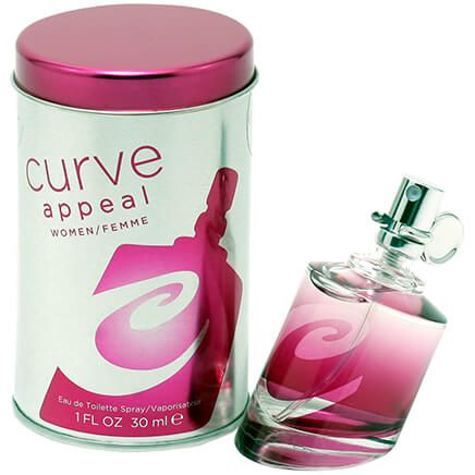 Liz Claiborne Curve Appeal for Women EDP, 1 oz.-366867