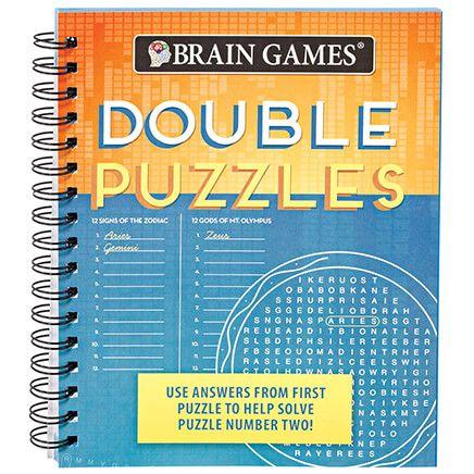Brain Games® Double Puzzles-367428