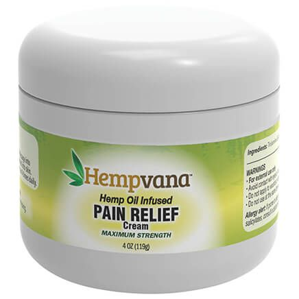 As Seen on TV Hempvana Pain Cream-368091