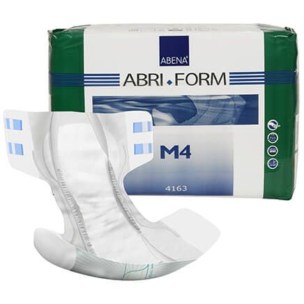 Abri-Form™ 120oz. Premium Adult Briefs Medium, Case of 56 XL-368453