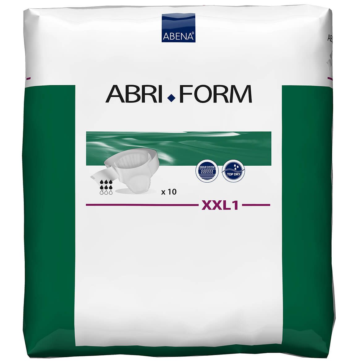 Abri-Form™ 76oz. Premium Adult Briefs 2XL, Case of 40-368456