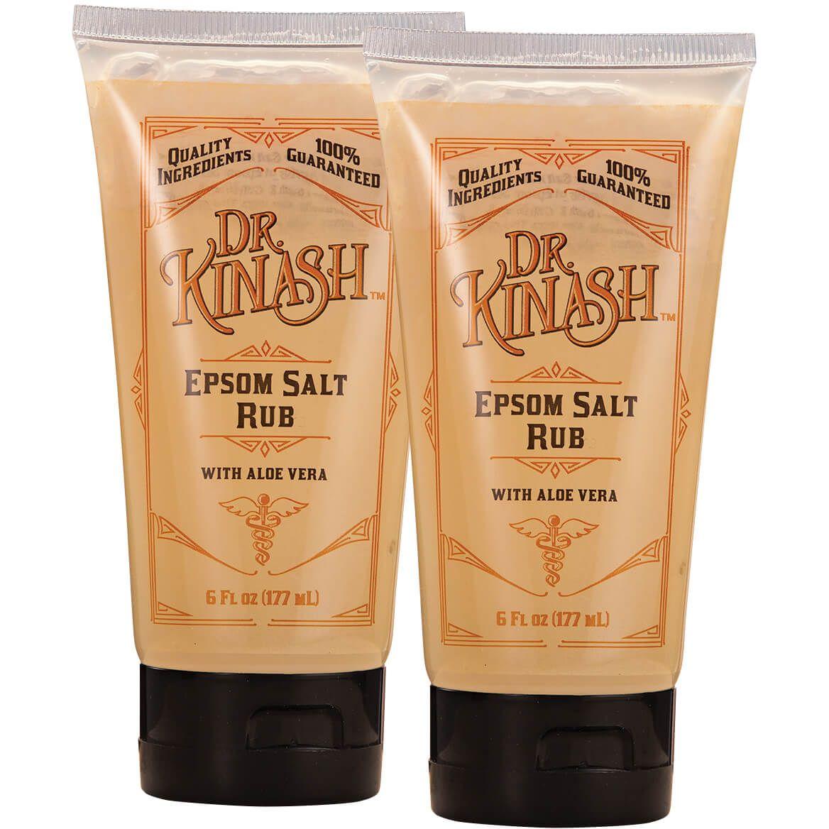 Dr. Kinash™ Epsom Salt Rub 6 oz., Set of 2-368909
