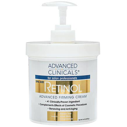Advanced Clinicals® Retinol Advanced Firming Cream-368949