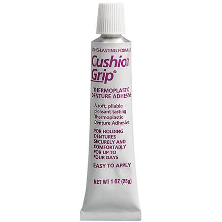 Cushion Grip® Thermoplastic Denture Adhesive-369386