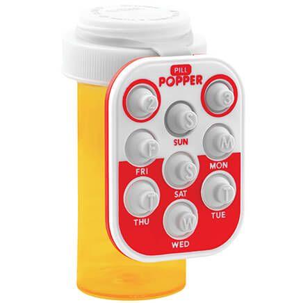 Pill Popper Medication Tracking Tag-369450