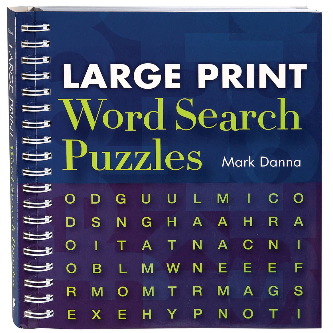 Large Print Word Search Puzzles-369491