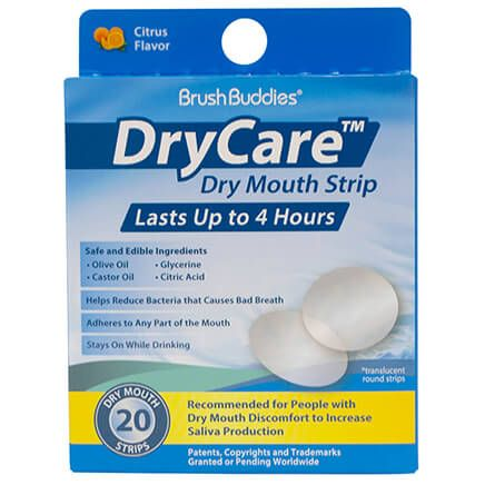 DryCare™ Dry Mouth Strips-370595
