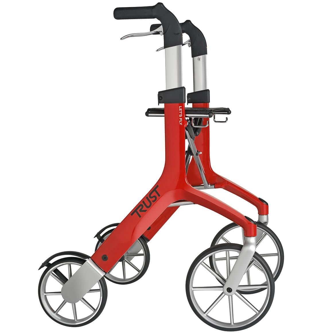 Trust Care Let's Fly Outdoor Rollator-370775