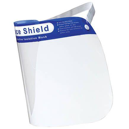 Anti-Fog Protective Face Shield with Headband-371583