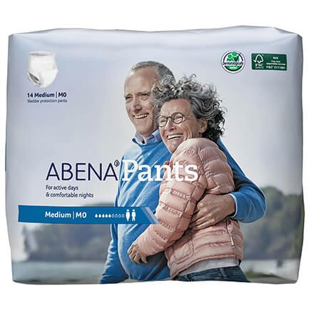 ABENA® Pants Protective Underwear, Pack of 14-371617