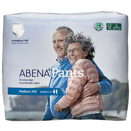 ABENA Pants Protective Underwear, Case of 84     XL-371619