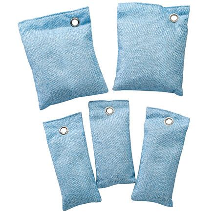 Air Purifying Bags, Set of 5-371694