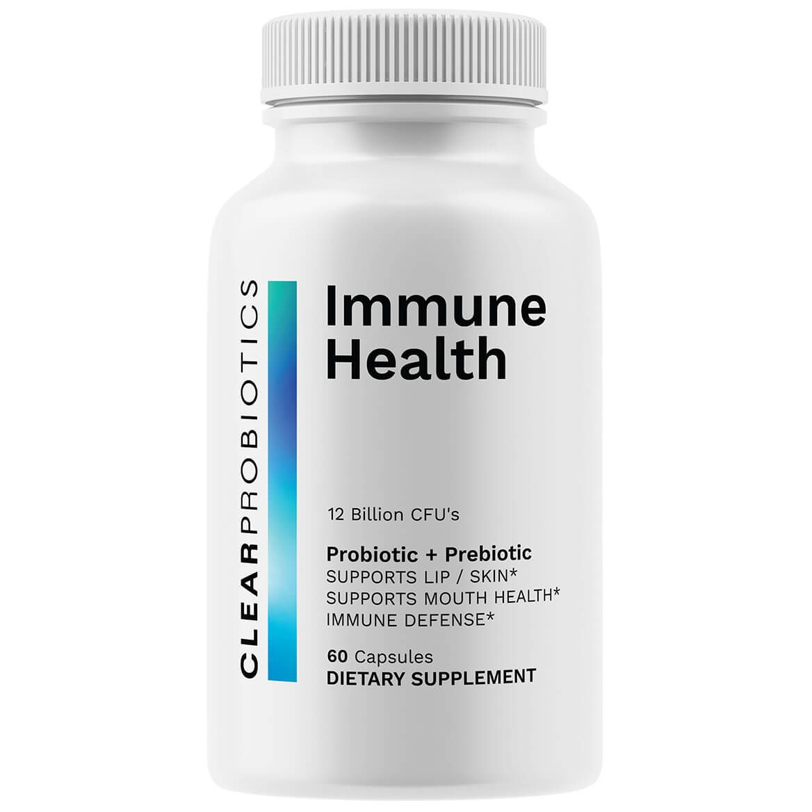 Clear Probiotics Immune Health Capsules-371938