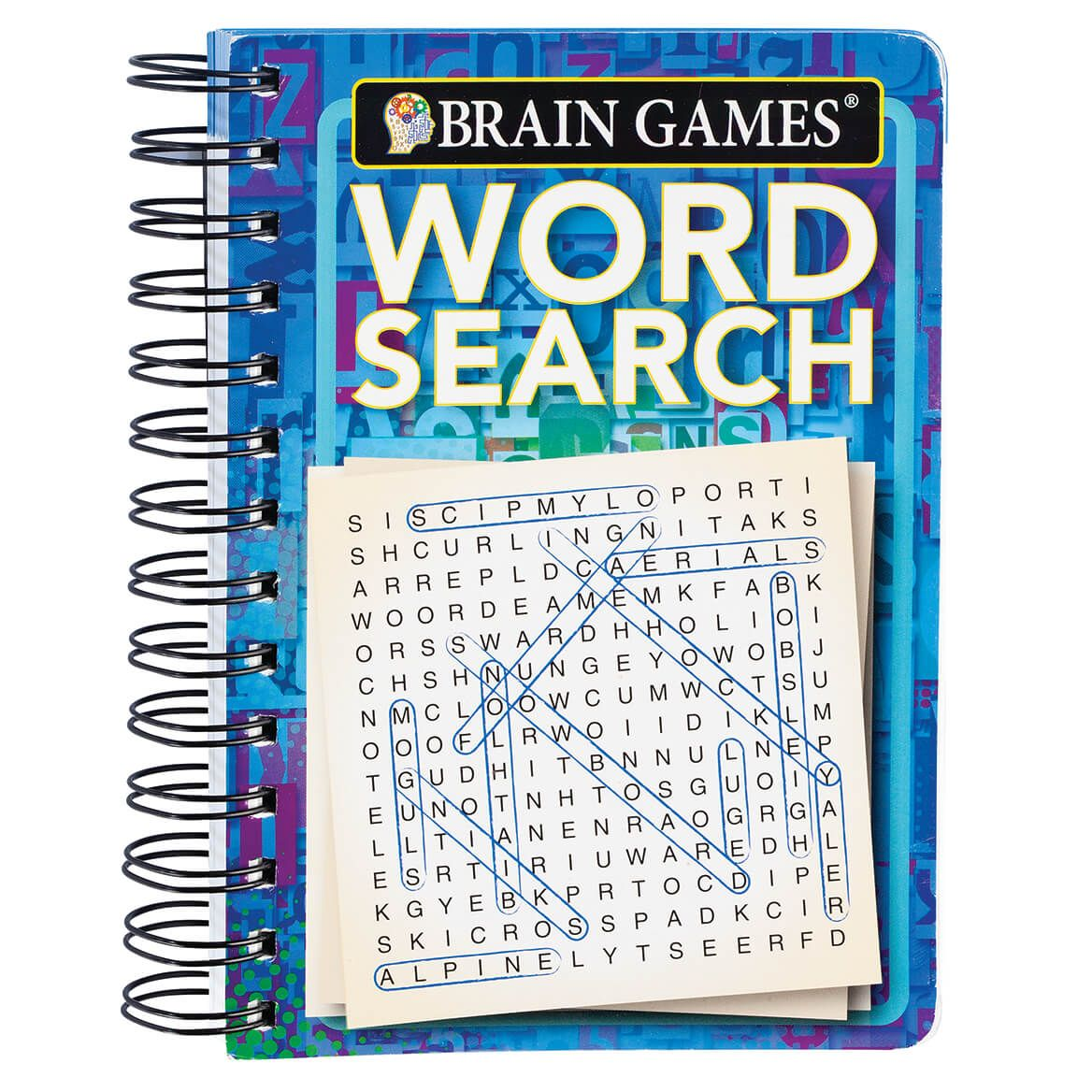 Brain Games® Word Search Mini Book-372566