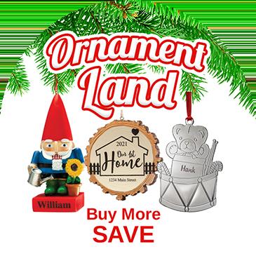 Shop Ornament Land