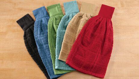 Kitchen Linens & Cushions
