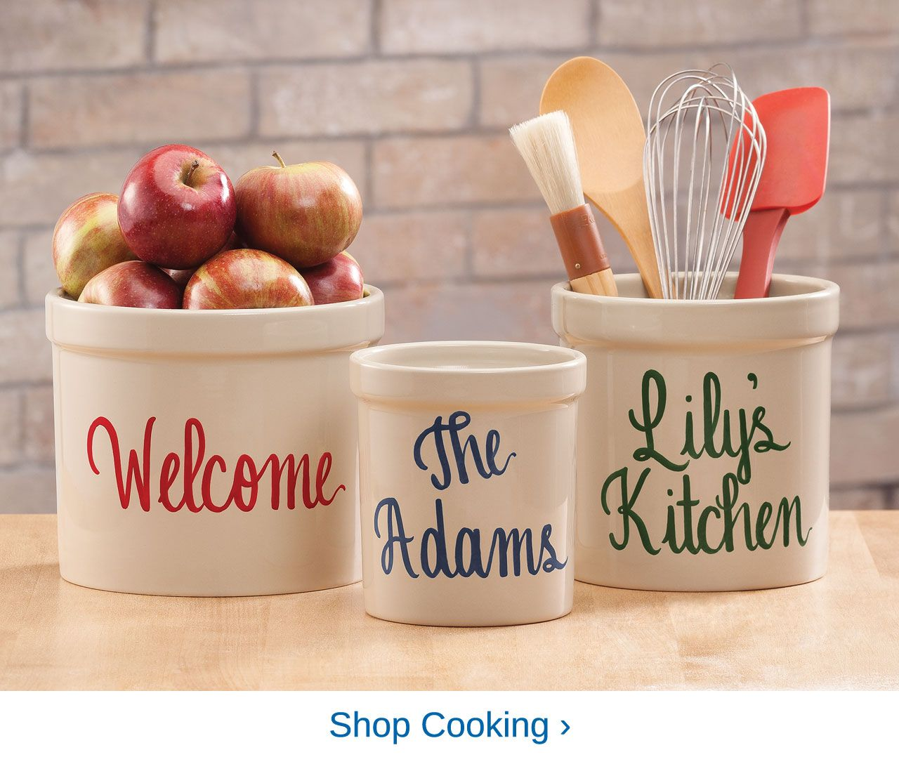 personalized cooking