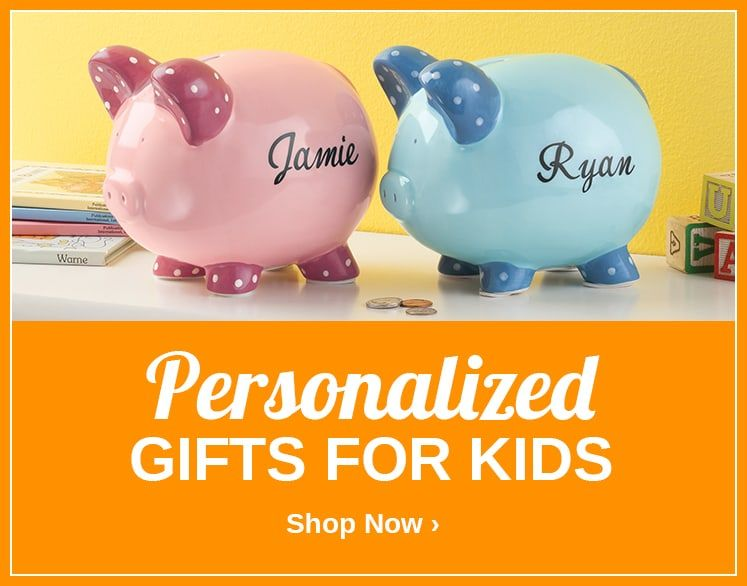 kids personalized gifts