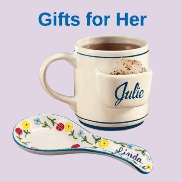 recipient her