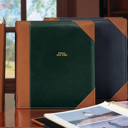 Personalized Ivy League Extra Capacity Album-300780