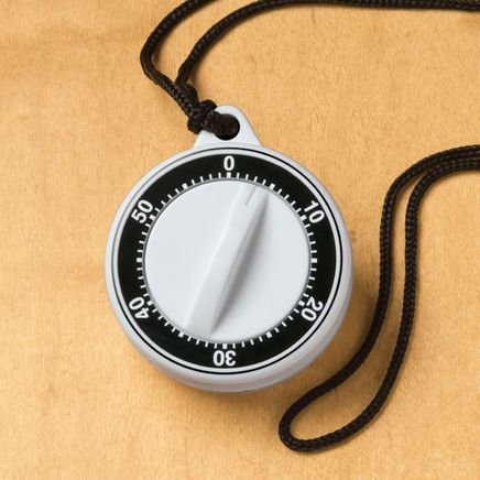 Kitchen Timer On A Rope-302775