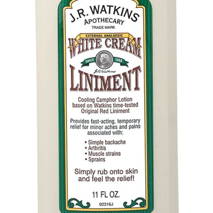 White Cream Liniment-305514