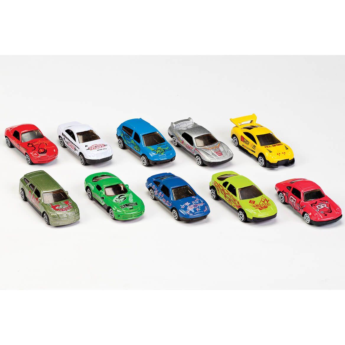 Toy Car Floor Mat and Car Set-310186
