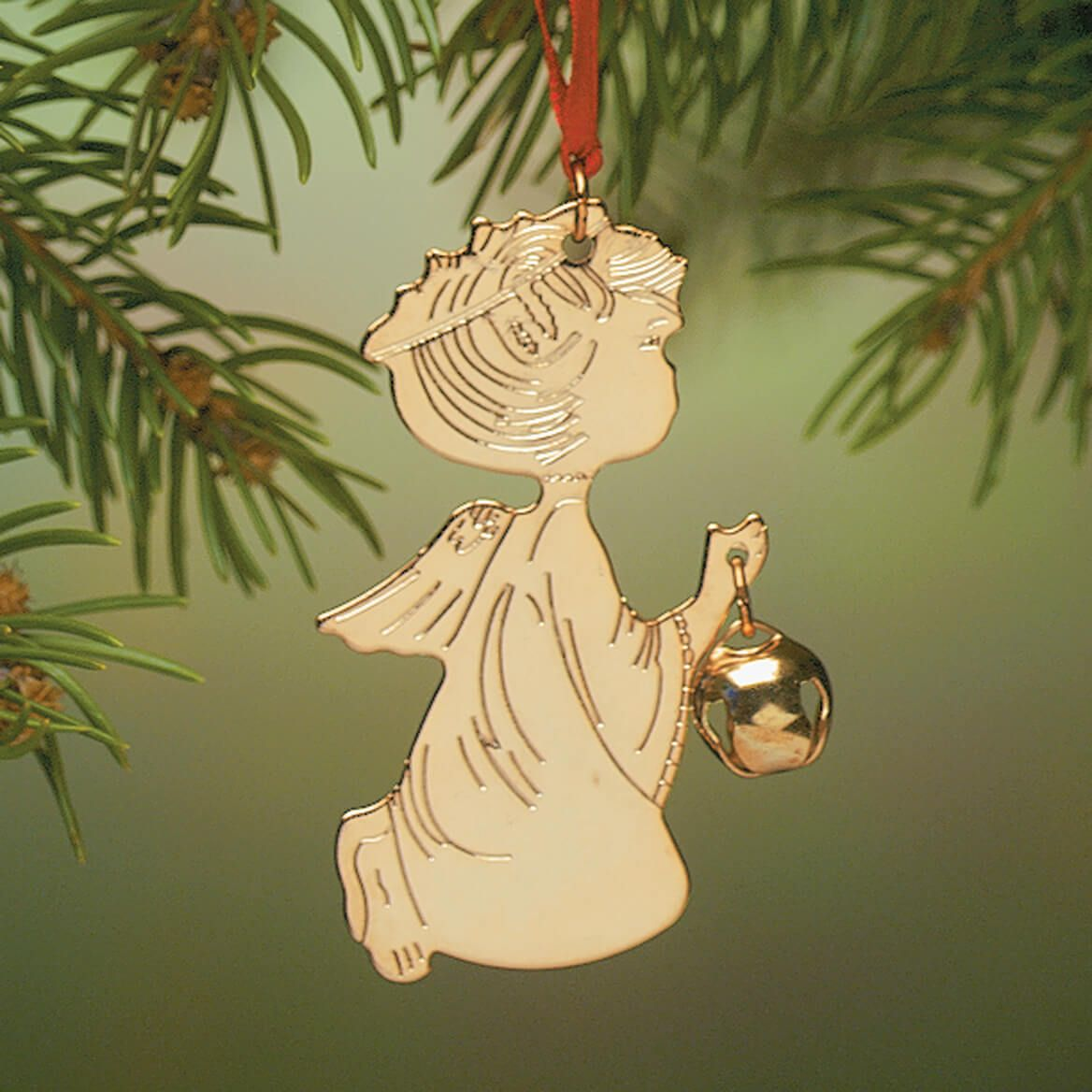 Personalized Angel Ornament-310292