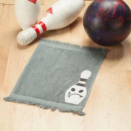 Weeping Bowler Towel-310605