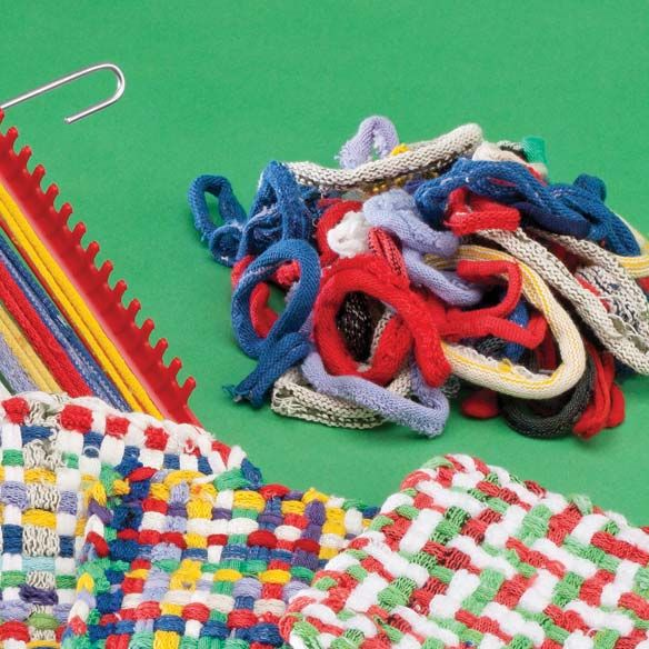 Loom and Pot Holder Loops-310642