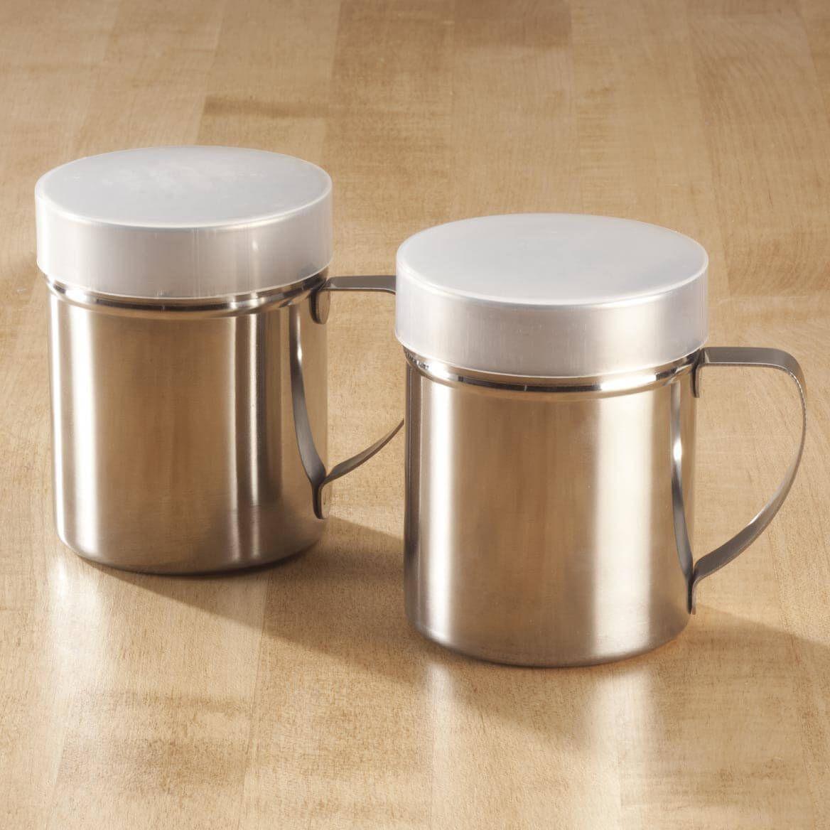 Stainless Steel Shaker Set-311306