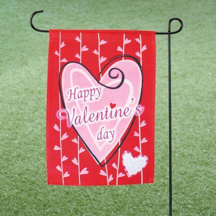 Valentine Garden Flag-311397