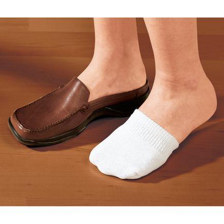 Toe Half Socks - 2 Pairs-311438