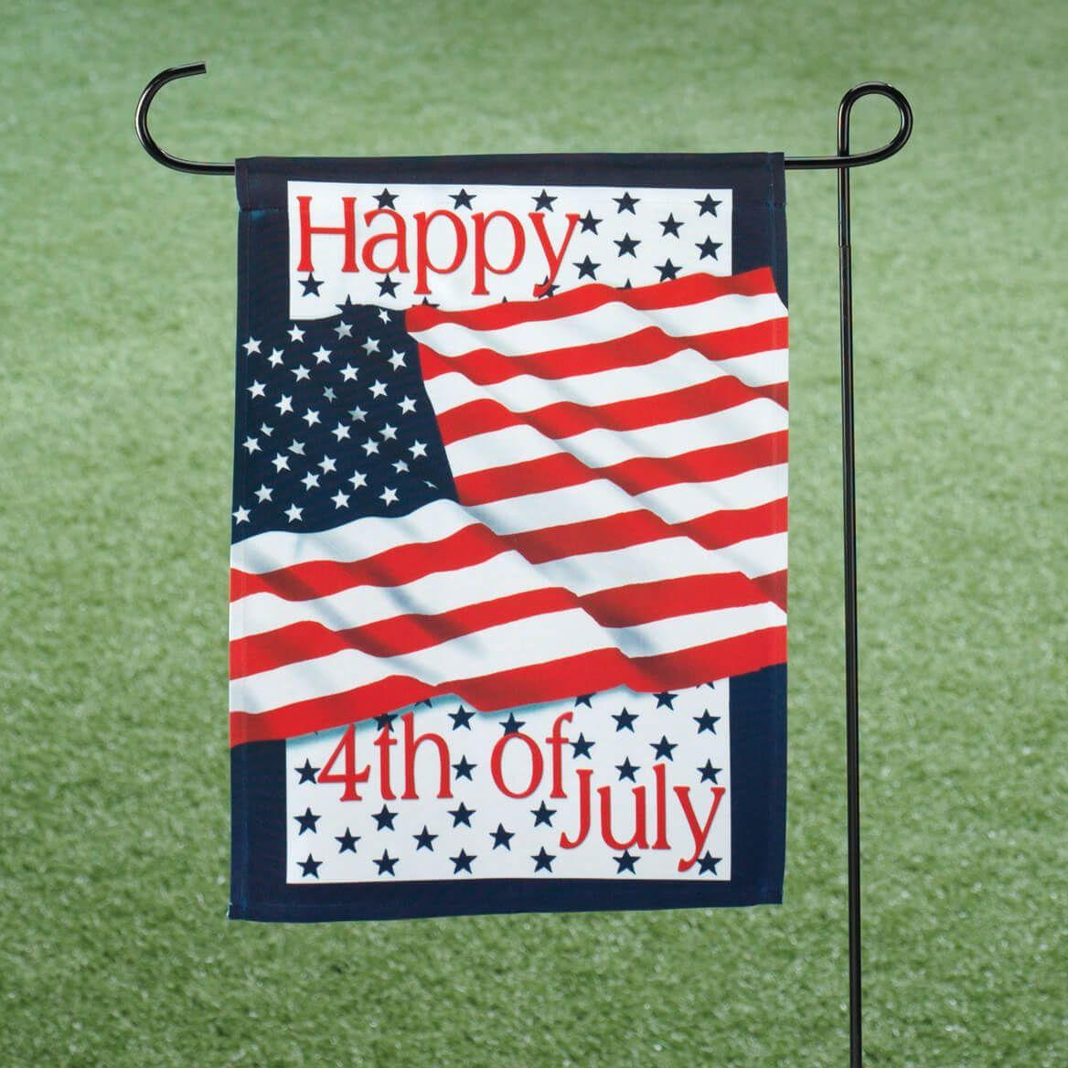 Mini Banner American Flag-311453