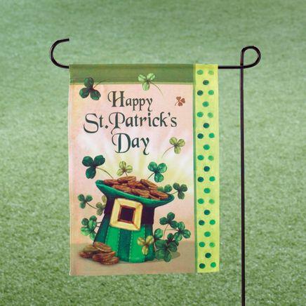 St. Patrick's Day Garden Flag-311454