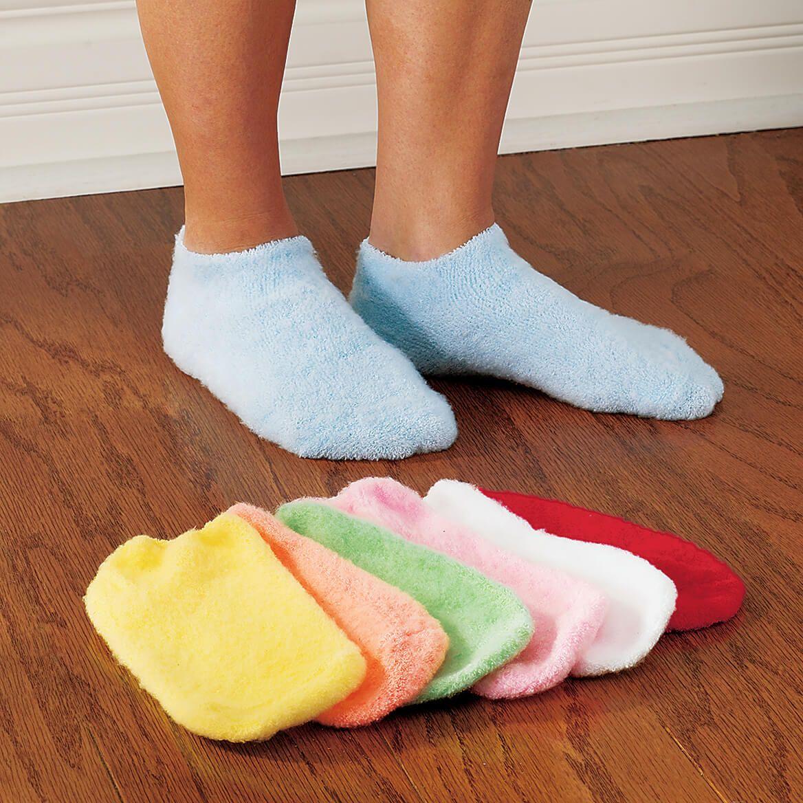 Fuzzy Socks For Women-311810