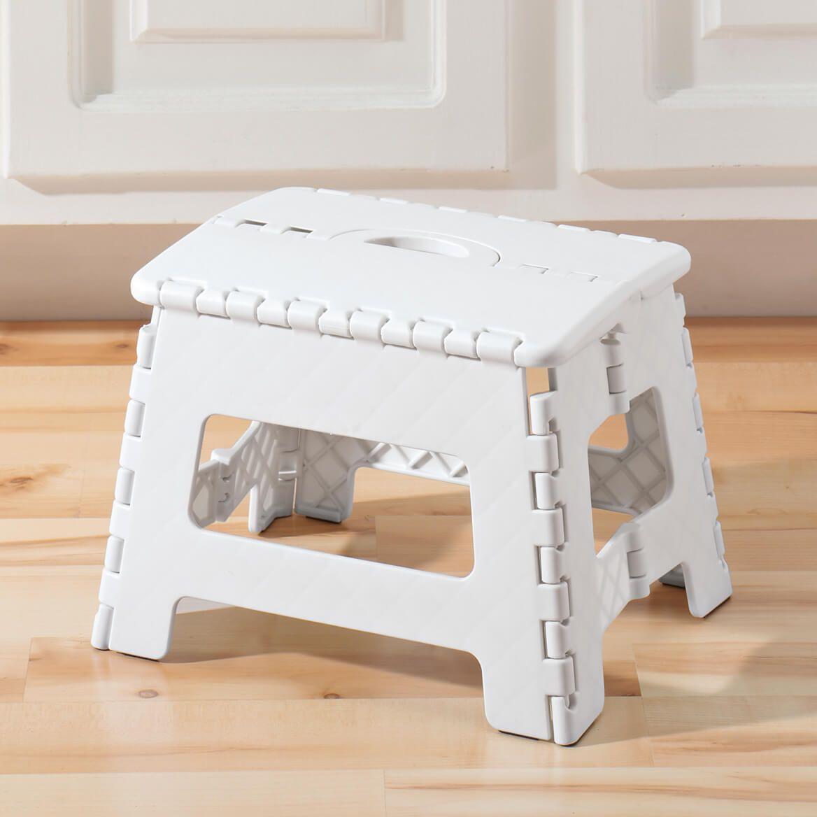 Folding Step Stool-311826