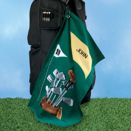 Personalized Golf Towel-311836