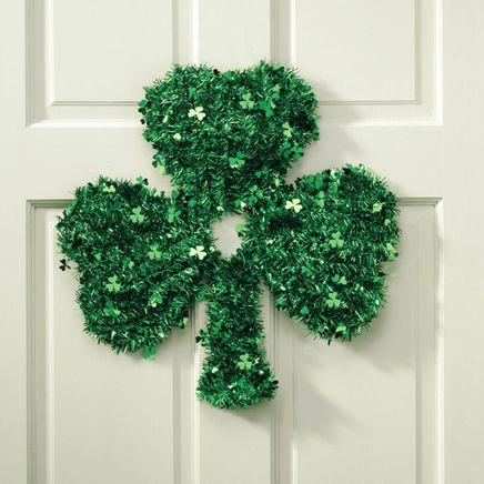 Shamrock Wreath-312277