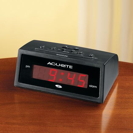Self Setting Alarm Clock-313983