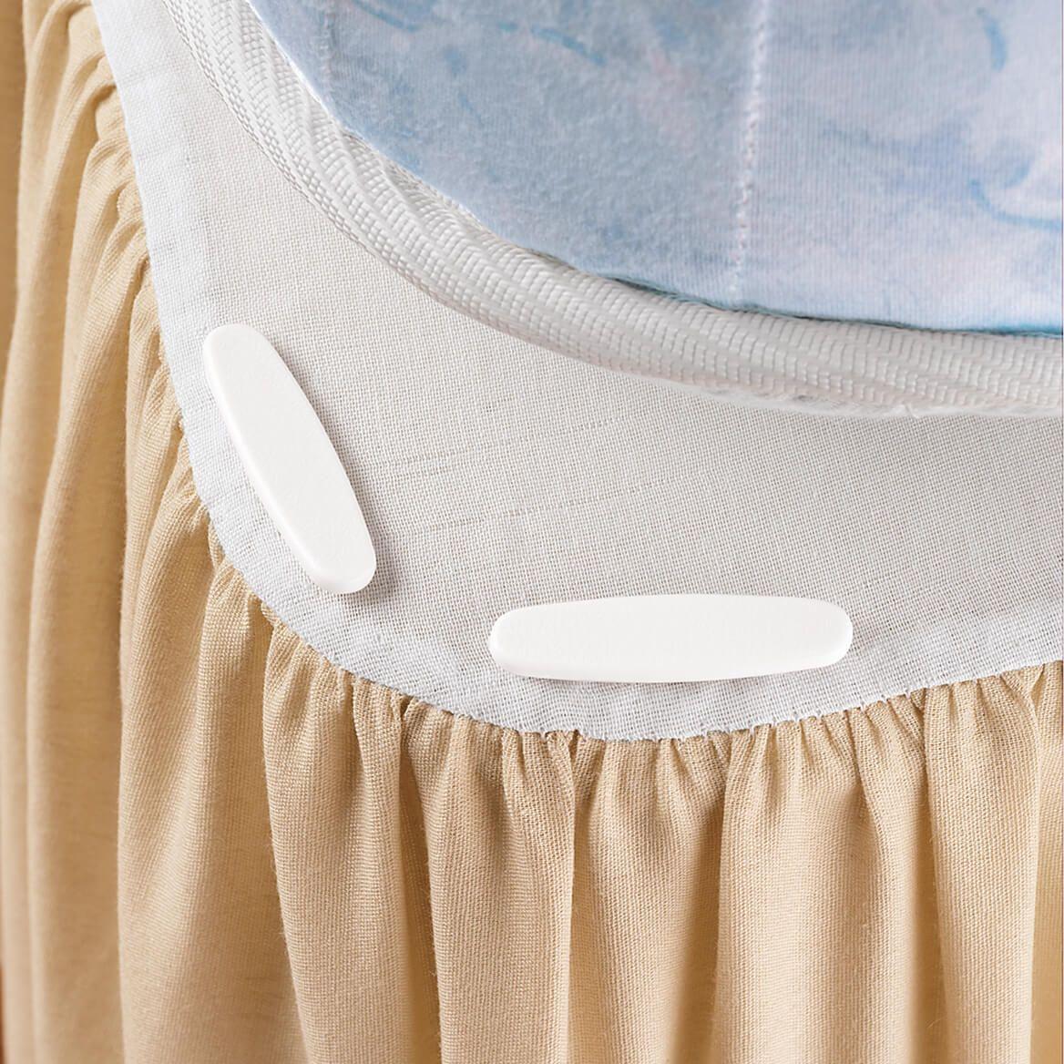 Bedskirt Pins - Set Of 8-314083
