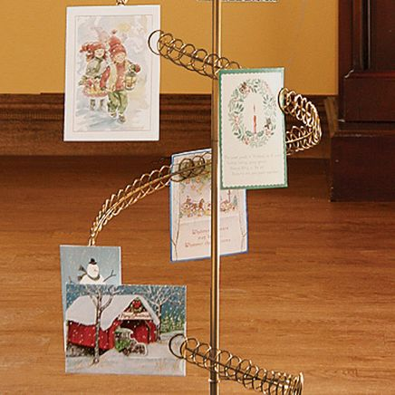 Spiral Tree Card Holder-315954