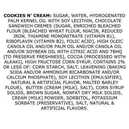 Cookies And Cream Fudge-316553