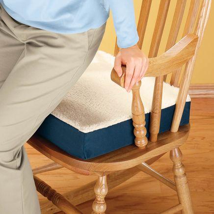 Fleecy Gel Seat Cushion-324421