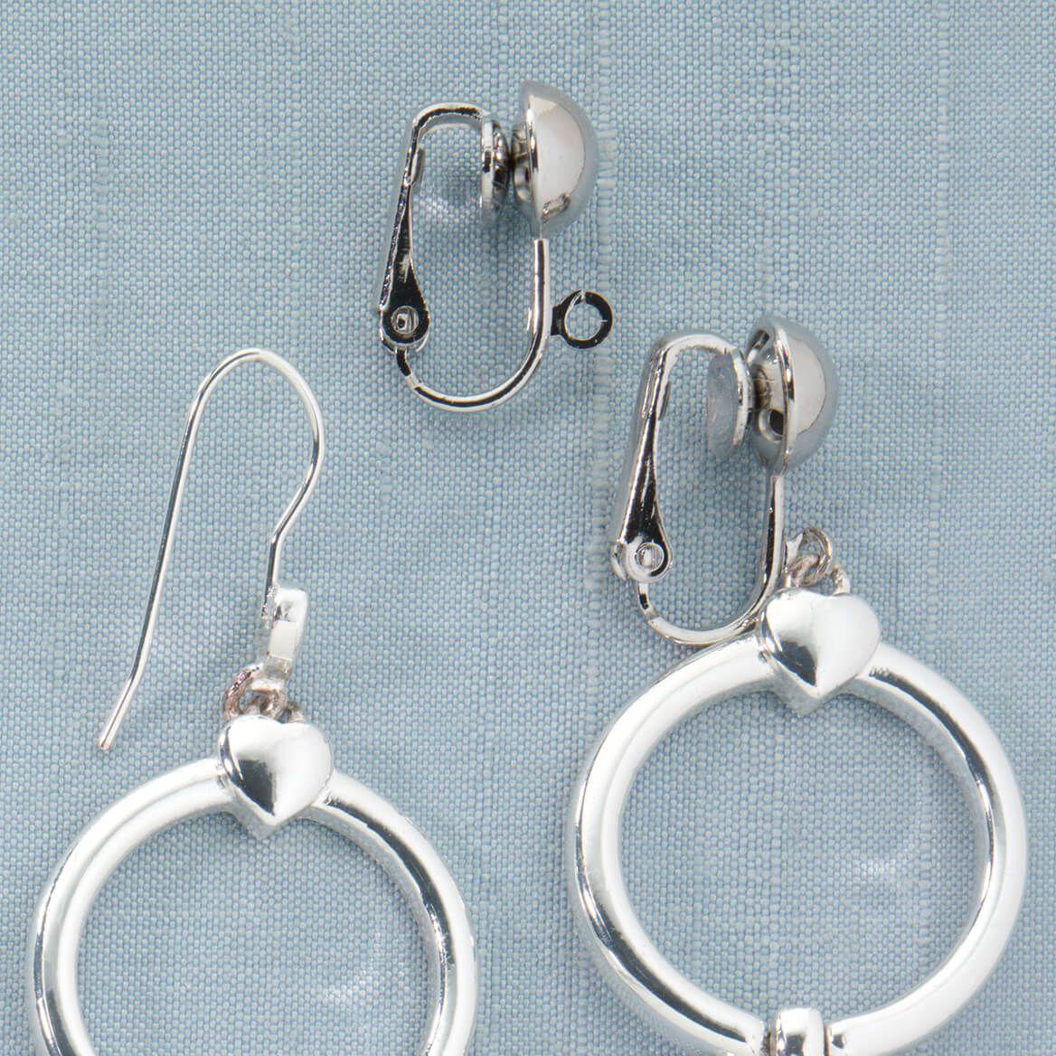 Fish Hook Earring Converter-327452