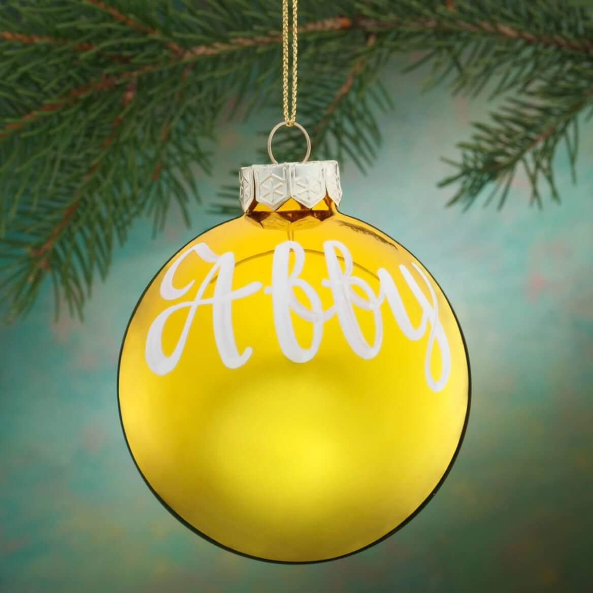 Personalized Name OR Date Painted Ornament-330369
