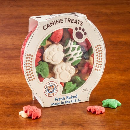 Christmas Dog Treats-330927