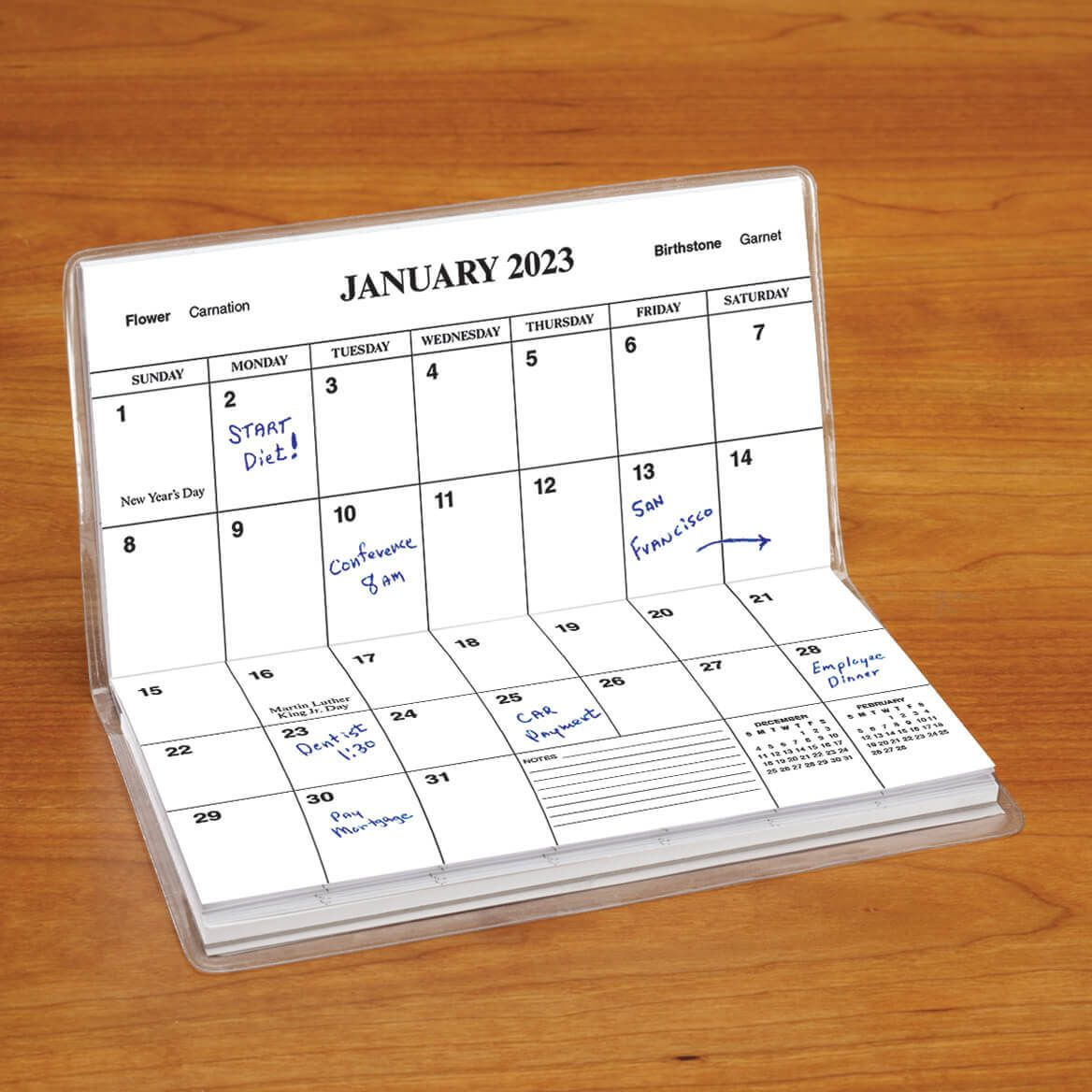 Christian 2 Year Personalized Planner-334044