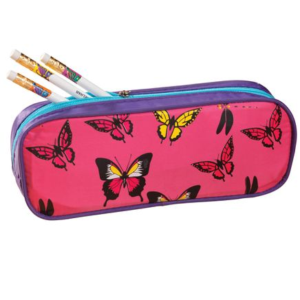 Personalized Butterflies Pencil Case-335219